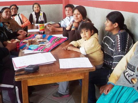 photo of Las Elegidas Group