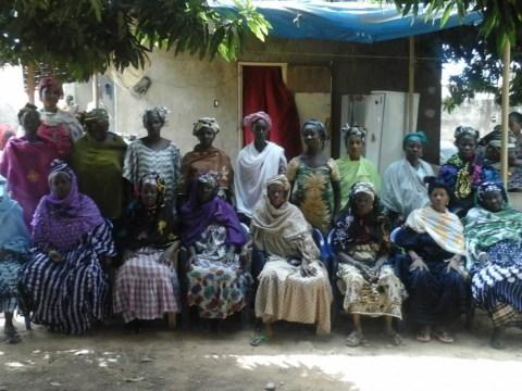 photo of Diaraye's Group