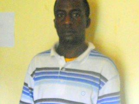 photo of Ahmed Foday