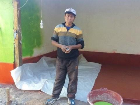 photo of Victor Raul
