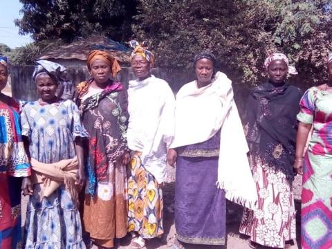 photo of Anna Christine's Group