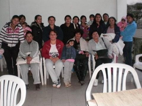 photo of Mujeres Valientes De Pirayu Group