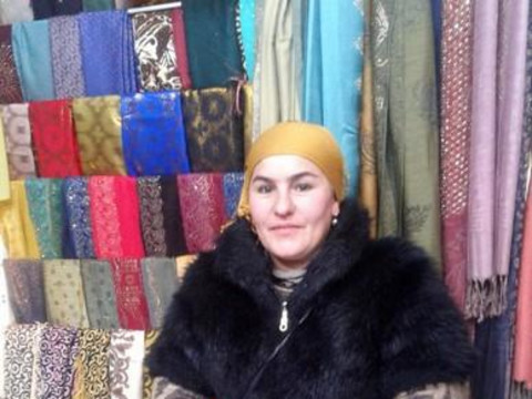 photo of Sharifa