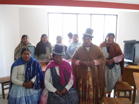 photo of Las Pecadoras De Bautista Savedra Group