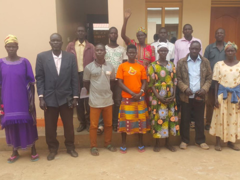 photo of Mak Atek Farmers Group Adyegi