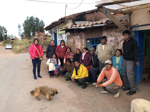 photo of Tikariy Quillahuata Group