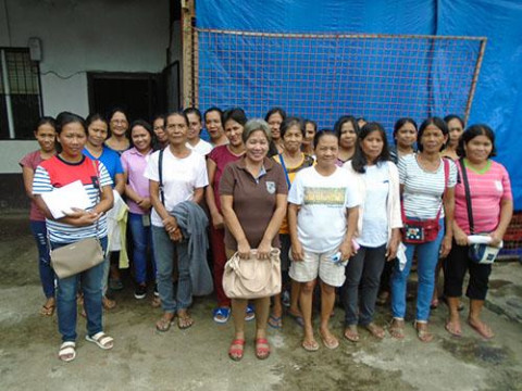 photo of Center 25 Maytubigs Women'S Association Group