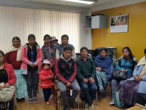 photo of Las Rosas De Chijimarca Group