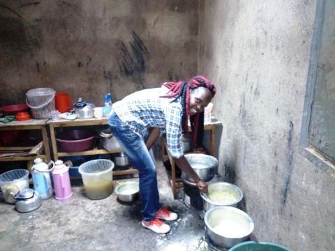 photo of Lydiah Wamaitha