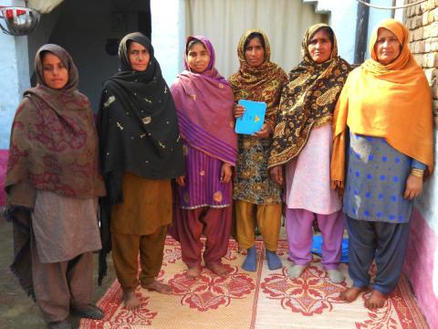 photo of Noureen's Group
