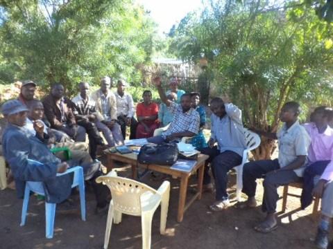 photo of Kasozi Village Bank Group