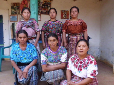 photo of Mujeres De Xecojom Momos Group