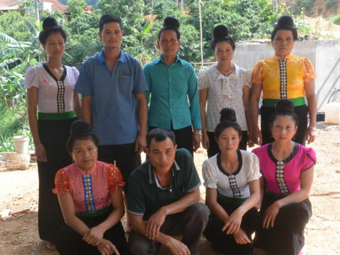 photo of Hieng's Group