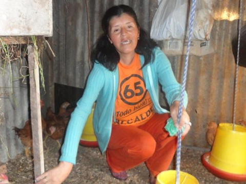 photo of Juana Maria