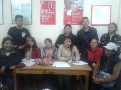 photo of Gotitas Group