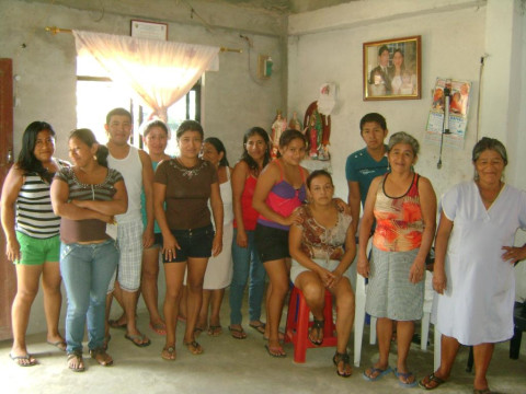 photo of Sagrado Corazón De Jesús  (Montecristi) Group
