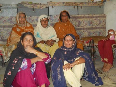 photo of Zarina Mai's Group