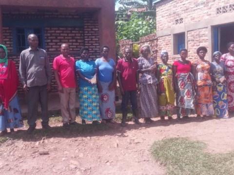 photo of Twitezimbere Muhinzi Group