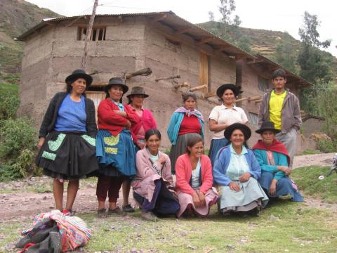 photo of Las Perlas De Mamachapampa Group