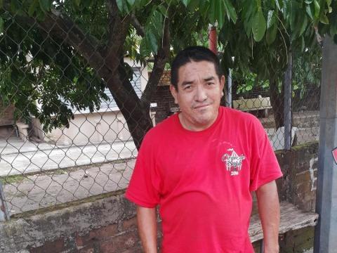 photo of Santos Marcial