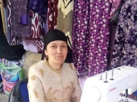 photo of Guljakhon