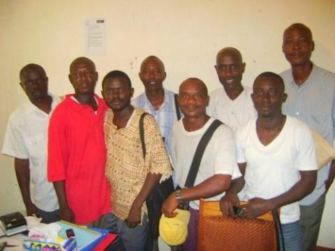 photo of N'babah Kalimusu's Group