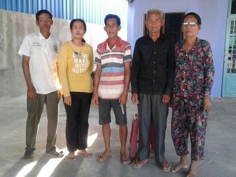 photo of Sokhim's Group