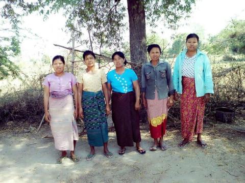 photo of Nyaung Kan(Gl)-1(C) Village Group