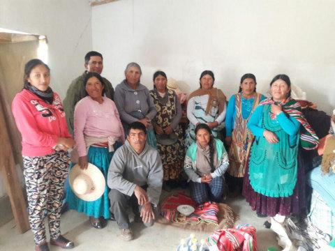 photo of Las Ganadoras Group