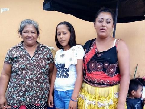 photo of Las Margaritas Mazatenango Group