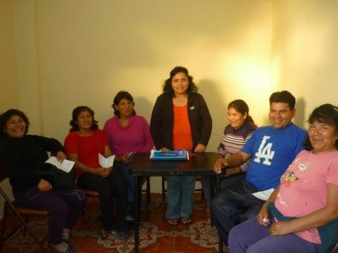 photo of Amigas Solidarias De Miguel Grau Group
