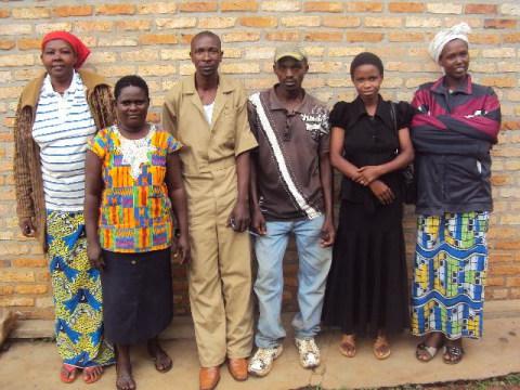 photo of Group Abizerana