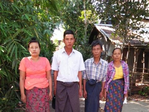 photo of Kyon Kyaik(D)-B Village Group