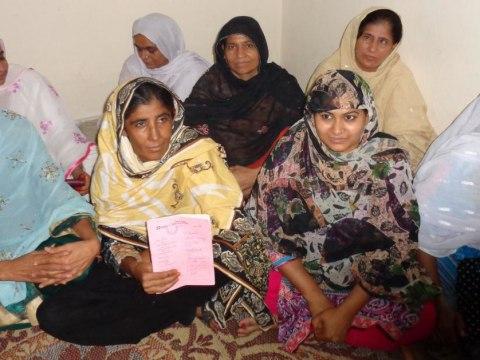 photo of Najma's Group