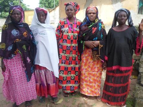 photo of Fatoumata Bah's Group