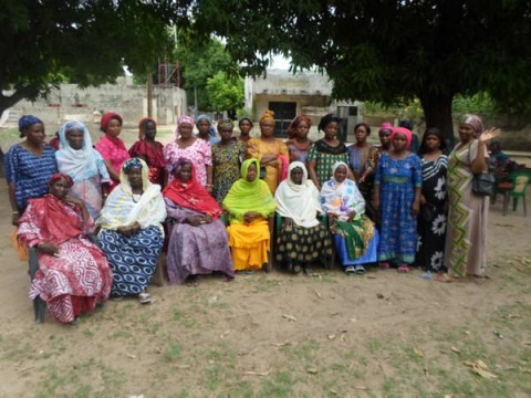photo of Kadidiatou's Group