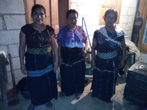 photo of Grupo Las Paseyenebaj Group