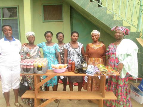 photo of Nyame Tease Group