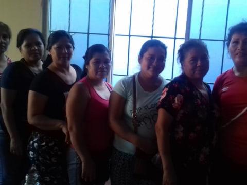 photo of Las Luchadoras Del Pasaje Primavera Group