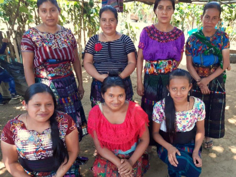 photo of Mujeres De Chuisaca Group