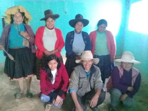 photo of Los Brillantes De Ocongate Group