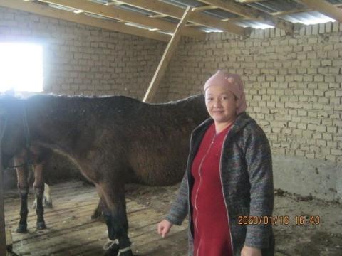 photo of Gulumdzhan