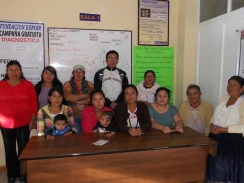 photo of Sector Los Olivos  (Cuenca) Group