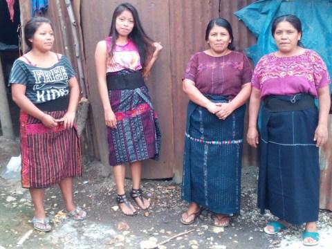photo of Grupo De Mujeres Xejuyupenses. Group