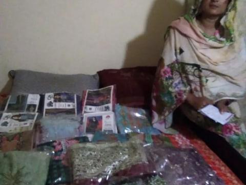 photo of Nasreen
