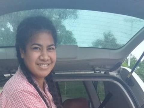 photo of Louivina