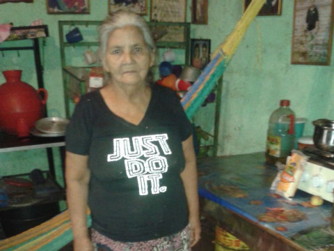 photo of María Cristina