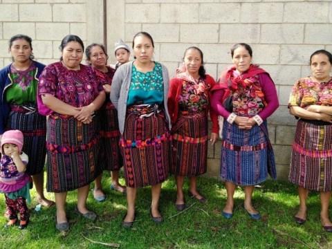 photo of Mujeres Tejedoras Group