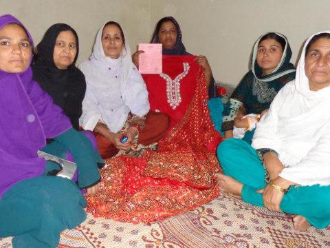 photo of Samina's Group