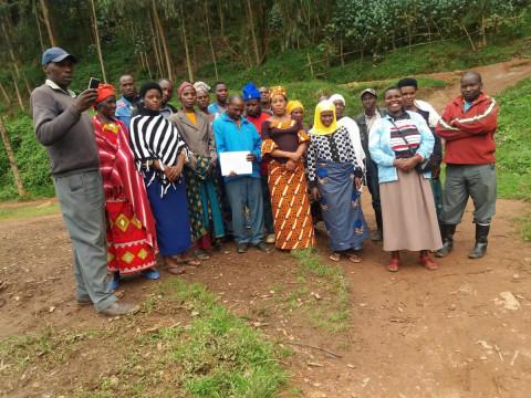 photo of Twongerumusaruro B Group